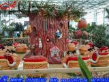 户外游乐场游乐设备 神奇树屋 郑州游乐设备厂家专业生产