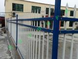 围墙护栏厂家定制 全自动喷塑锌钢护栏防锈