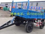 平板拖车价格多少钱,两轮不自卸小拖车斗厂家定做