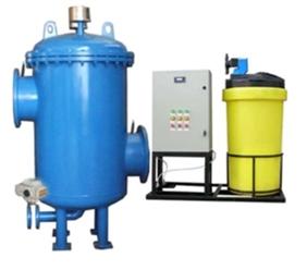 循环水物化全程综合水处理器