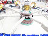郑州金宝专业生产大型公园游乐设备翻滚音乐船