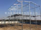 板房框架  青岛活动板房搭建