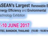 2017年泰国可再生能源展