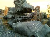 英德盛产供应大量大型英德英石大型景观石,英德英石价格