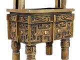 铜鼎造型的意义