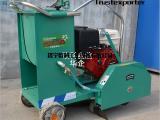 水泥地面切缝机18型汽油路面切割机 手扶式马路切割机