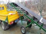 定制不锈钢板链输送机  粮食输送皮带输送机x1