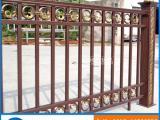 高档定制欧式别墅户外铝合金阳台栏杆 含扶手终身不锈