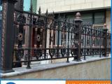 厂家直销户外别墅庭院铝合金围墙栏杆定制防锈免维护