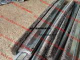 环冷机台车密封钢刷  烧结环冷机密封装置钢刷 钢丝条刷