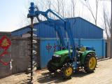 拖拉机改装电线杆打桩机 504 650  004等多种马力