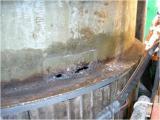 油罐裂纹渗漏油修复