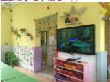 幼儿园55寸一体机教学一体机红外触摸电子白板现货