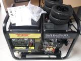 5.0焊条的柴油发电电焊机