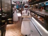 斯锐奇送餐机器人