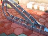 桥式拖链 尼龙增强型全封闭拖链 坦克链拖链线
