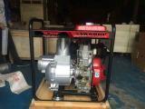 6寸柴油抽水泵带轮子