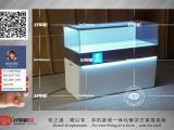 新款vovo手机柜台生产厂家 好掌柜vivo手机展示柜