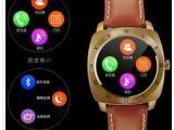 厂家直销防水 智能手表 全圆屏精准心率手表 蓝牙智能运动手表