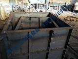 京伟水泥检查井模具污水预制检查井钢模具厂家