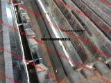 电厂钢厂环冷机烟罩刷式密封||带冷机密封钢刷