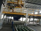 新一代匀质改性聚苯颗粒保温服板设备成型技术现场指导