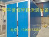 【誉信】高温烤漆房-高温固化炉