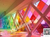 玻璃彩色装饰防爆膜,昆明爵士鑫建筑膜批发中心