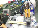 全自动双电批锁螺丝机 充电器头二针