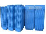 上海带盖塑料周转箱 厂家直销
