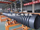 惠风HDPE缠绕结构B型管厂家直销量大从优