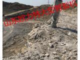 安徽亳州吉林白山坚硬岩石开采专用设备大型劈裂机厂家直销