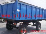 8吨农用拖车,粮食运输车斗,一力机械拖拉机挂车斗