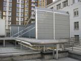 专业的水塔声屏障厂家 水塔声屏障 吸音板 隔声材料