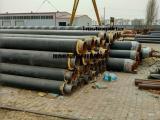 聚氨酯直埋保温管厂家 聚氨酯直埋保温管公司
