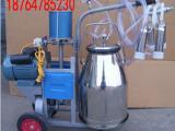 活塞式单双桶挤奶机批发厂家