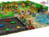 室内儿童乐园淘气堡加盟,儿童游乐场设备厂家直销