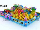 新款梦幻超级大型充气城堡,儿童室外游玩充气蹦蹦床价格