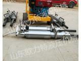 青海果洛液压劈裂机破碎设备开采矿山煤矿专用设备