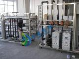 电镀/涂料/清洗用水【反渗透+EDI】超纯水设备