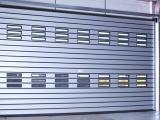 天津安装大型工业门 工业透视门 工业推拉门