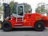厂家直销18吨叉车码头进舱叉车华南重工18吨重型叉车