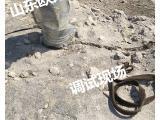 贵州贵阳5000T岩石器价格大型岩石分裂机厂家专业定做生产