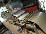彩钢覆膜压瓦机设备 自动覆膜压瓦机 覆膜机价格说明