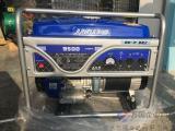 低噪音型8千瓦汽油发电机单相电启动