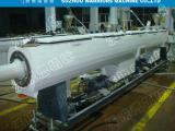 专业生产160-315PVC给水管、电力管材挤出生产线