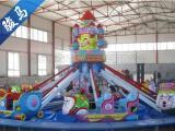 经典游乐设备-自控飞机游乐设施