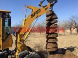 电线杆挖坑机厂家装载机式挖坑机装载机式挖坑