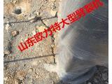 新疆乌鲁木齐OLT450大型机载劈裂机专破石头效率高
