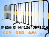 了解镀锌铁马护栏参数 移动铁马护栏推荐亮点